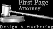 attorney web design